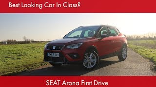 Best Looking Car In Class? 😍 SEAT Arona First Drive