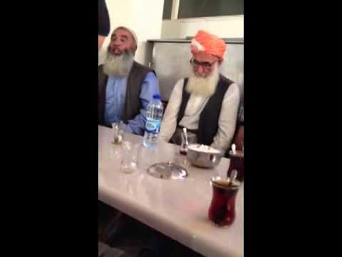 Menzil Çay Ocağı Sohbeti