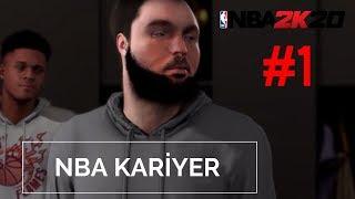 Bu yakışıklı da kim? Aa benmişim!   NBA 2K20 Kariy