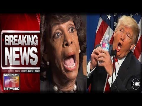 BREAKING: As Cali BURNS Mad Maxine SPEWS 4 SICK Word At President Trump She Will REGRET
