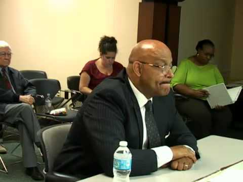 Part 2 - City of Kalamazoo City Manager Candidate interviews
