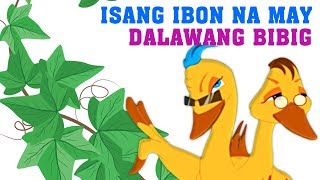 Isang Ibon na May Dalawang Bibig - Kwentong Pambata - Mga kwentong pambata tagalog na may aral 2018