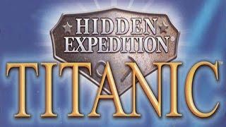 Hidden Expedition: Titanic - Full HD Game Walkthrough