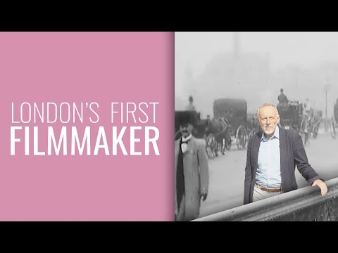 London's First Filmmaker