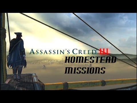 Assassin's Creed III: All Homestead Missions