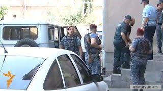 Սերգեյ Կյուրեղյանին բերեցին դատարան