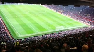 Manchester United FC & Hull City 3-0    29 Nov 201