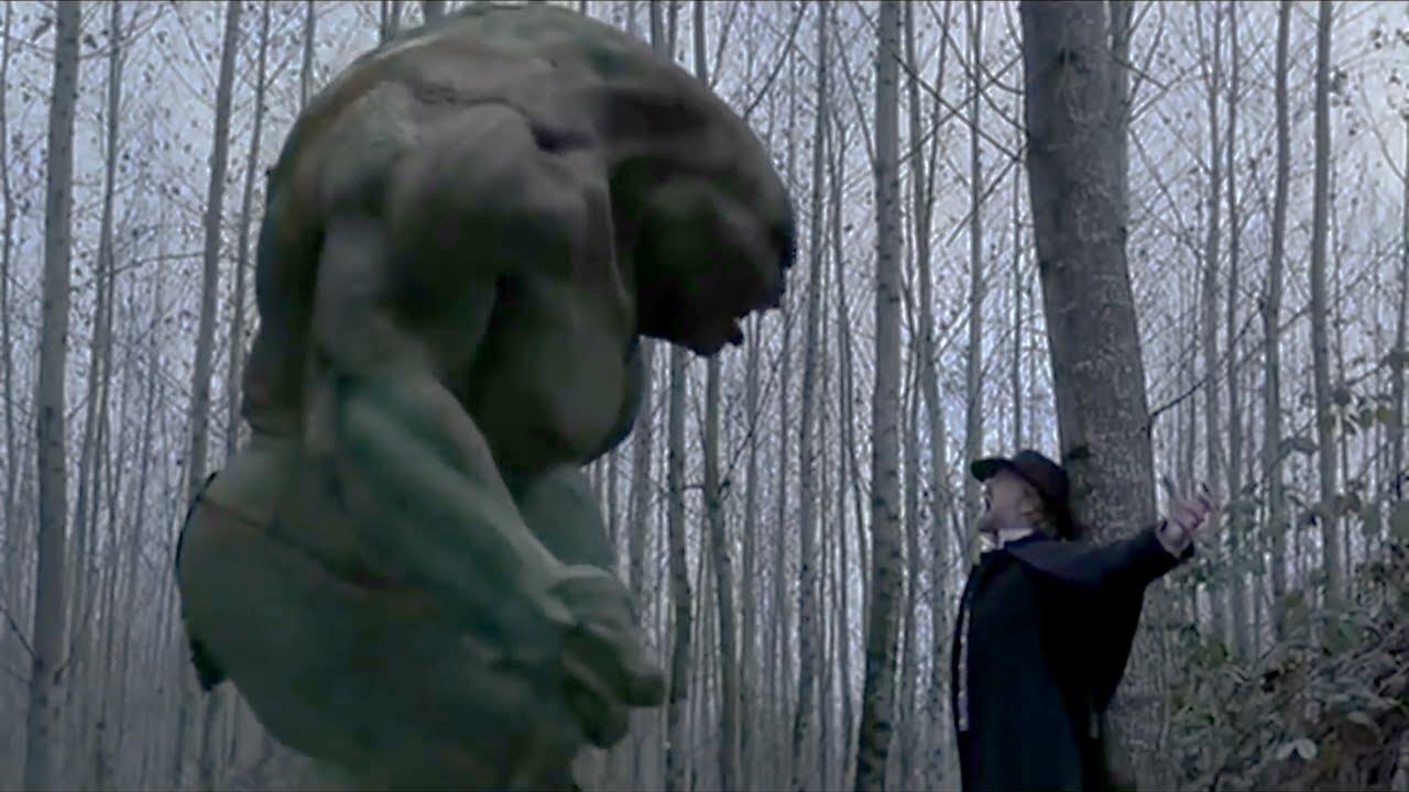 사람을 잡아먹는다는 숲속의 괴물,  '오우거'를 아시나요?