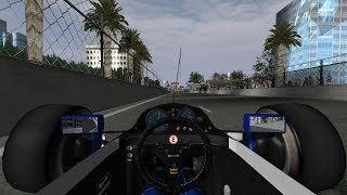 rFactor - F1 1990 - Tyrrell 019 - Phoenix Street Circuit