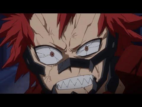 Киришима Нерушимая форма|Красный Бунт vs Клинка Злодея//Amv [My Hero Academia Season 4]