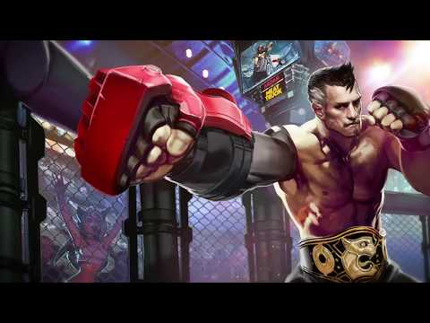 Cagefighter Ardan Skin Reveal