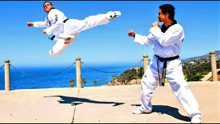 People Are Awesome Martial Arts Edition MMA TaeKwonDO Andre Lima