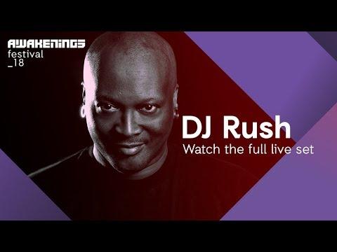 Awakenings Festival 2018 Saturday - Live set DJ Rush @ Area Y