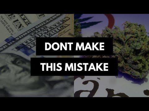 How To Enter Cannabis Industry - Start A Business