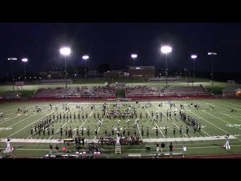 Conestoga Senior High School Marching Band Performance - 08.23.2019