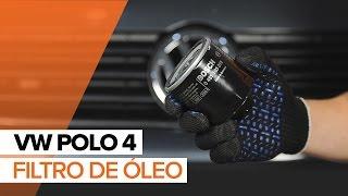 Montaje Filtro de Aceite VW POLO: vídeo manual