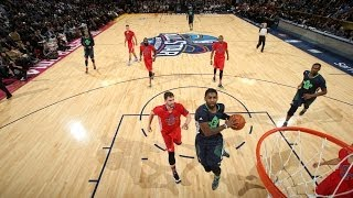 Best of Kyrie Irving's All-Star Performance from Phantom Camera