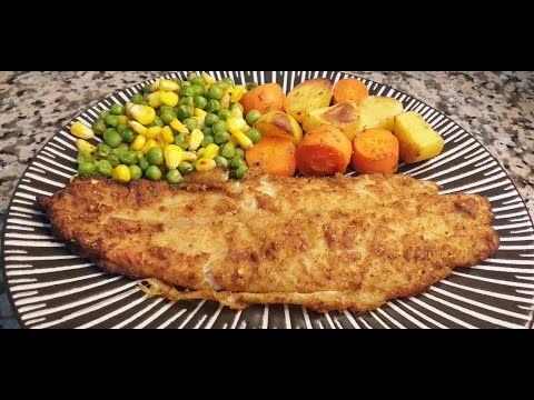 Grilled Fish Fillet Recipe / Restaurant Style Grilled Fish Recipe /  How To Make Grilled Fish
