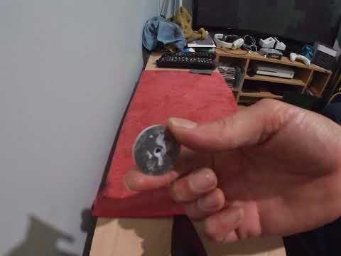 DIY golf ball marker
