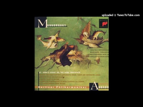 Modest Mussorgsky orch. Shebalin : Dream Intermezzo from The Fair at Sorochyntsi (1880 orch. 1930)