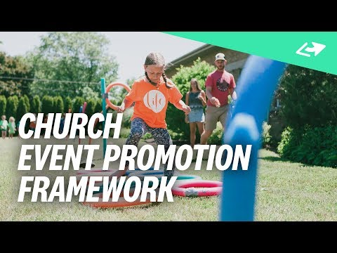 How To Successfully Promote Church Events