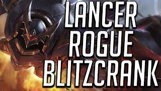 Blitzcrank Support Gameplay - Patch 9.19 (League of Legends Gameplay)