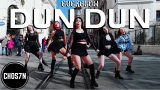 [KPOP IN PUBLIC TURKEY] EVERGLOW (에버글로우) - DUN DUN Dance Cover by CHOS7N