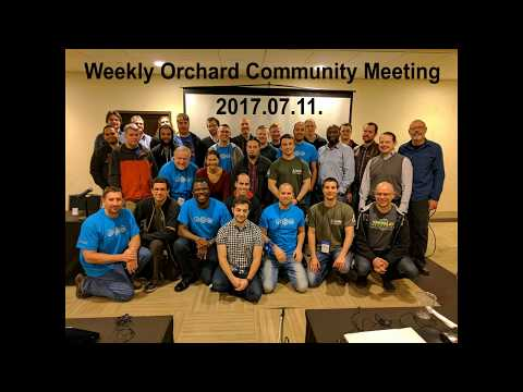 Orchard Podcast: 11th of July, 2017