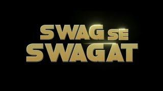 Swag Se Swagat | Tiger Zinda Hai | Salman khan | Free Style Choreography by Rohit Choudhary