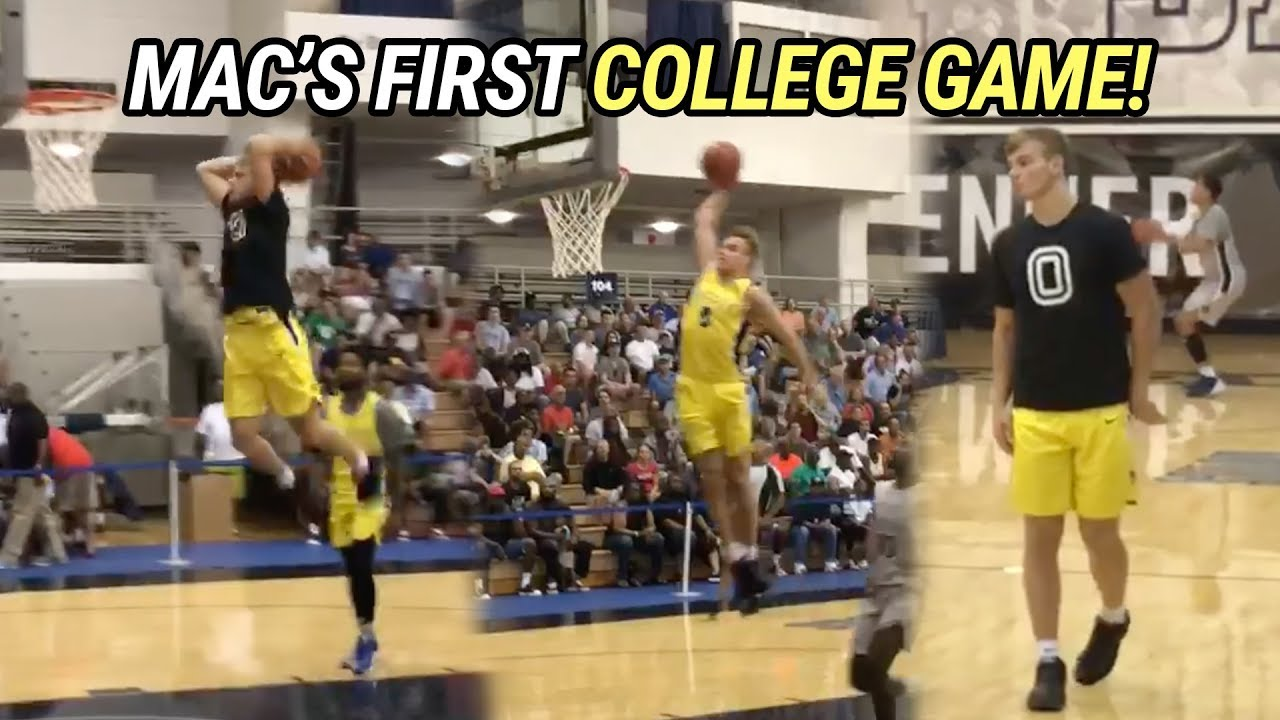 mac-mcclung-goes-off-in-first-college-game-throws-down-insane-windmill