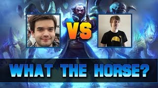 Dota 2 Game Show - Guest PurgeGamers (What the Horse? - EP. 3)