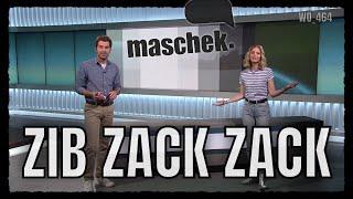 Maschek – ZiB Zack Zack
