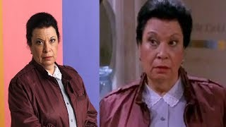 R.I.P. Shelley Morrison, Rosario on 'Will & Grace,' Cause of Death Revealed..