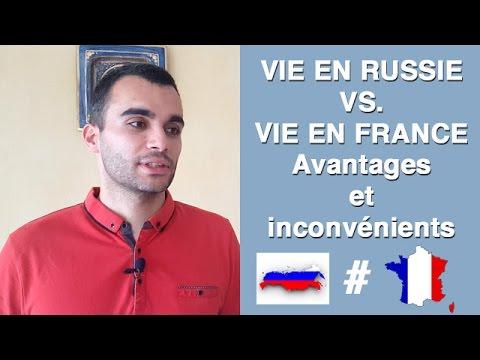 Vie en Russie, on en parle ? AVANTAGES ET INCONVÉNIENTS