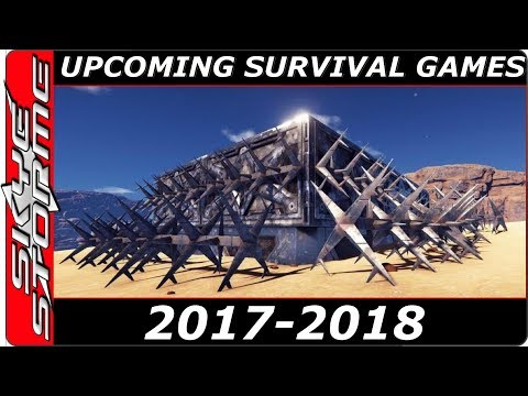 Top 10 Upcoming Building Survival Games 2017 2018 - Build Craft Survive