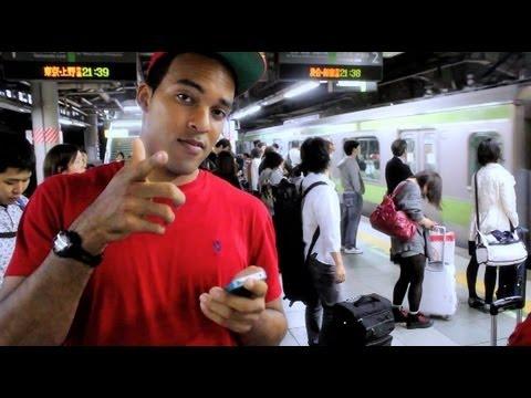 TOKYO VLog 2012    Johnny Dutch