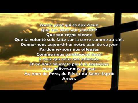 The Lord's Prayer - French