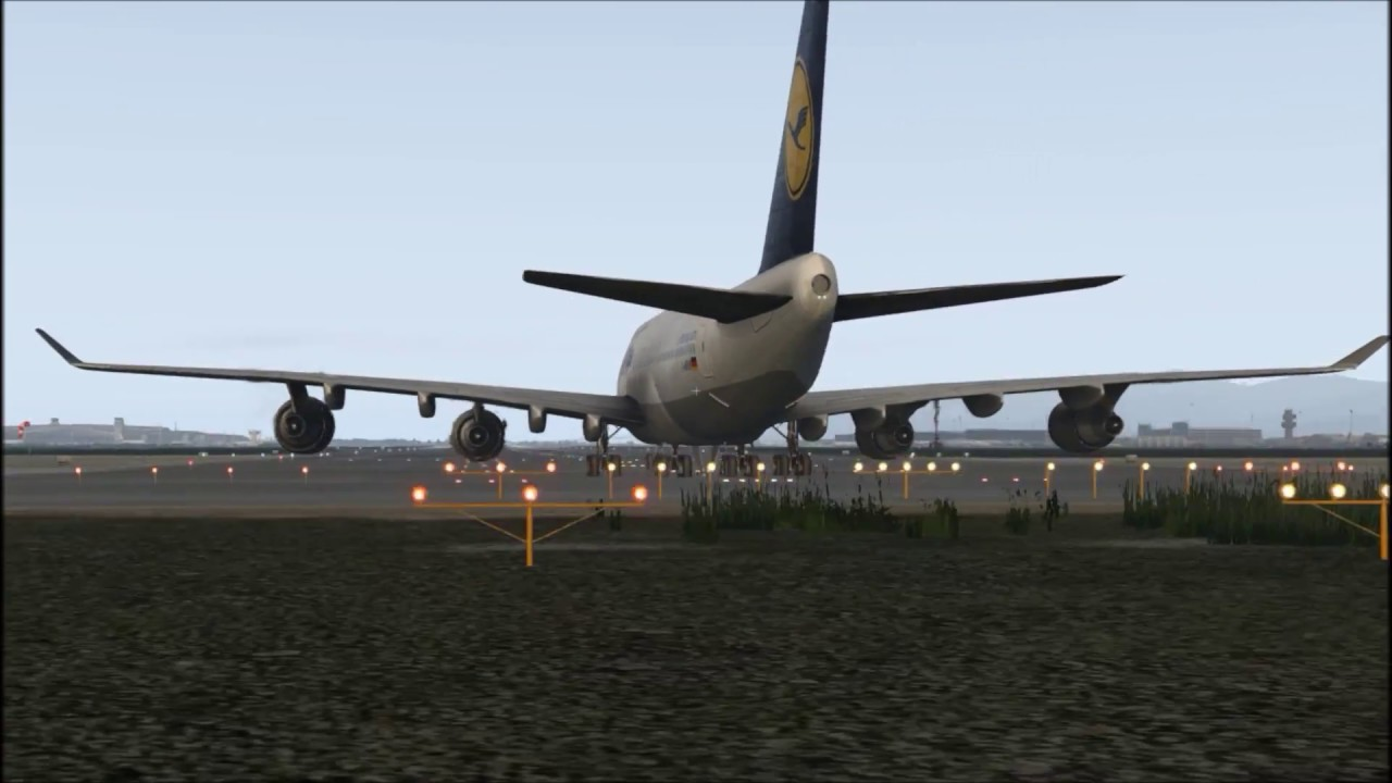 X - Plane 11 - NEW Liveries Boeing 747 ( Default ) , KLM , Lufthansa , Air  France
