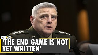 Gen. Mark Milley: Taliban automatic military takeover is not a foregone conclusion