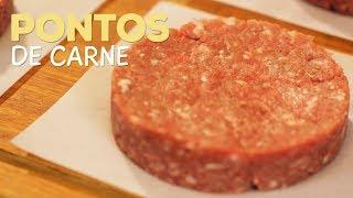 🍔 Tipos de Hambúrguer e Pontos de Carne - Sanduba Insano 🍔 thumbnail