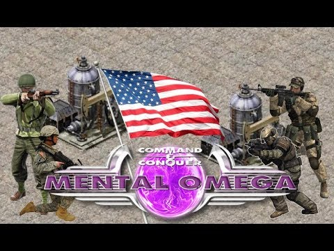 Mental Omega: Protecting the Oil Fields with USA and EA