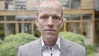 Sander van den Burg about working at Wageningen Economic Research