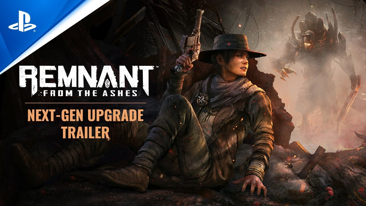 Remnant: From the Ashes - Subject 2923 Launch Trailer