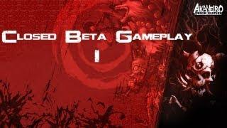 Akaneiro Demon Hunter Closed Beta Gameplay