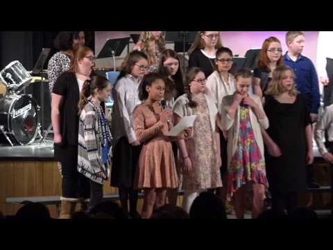 2017 Lyons Middle/High School Spring Concert