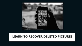 How to Recover Deleted Pictures from Android Phone for Free