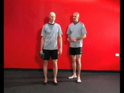 Demonstration of Fitness Courses - Effective Movement Training
