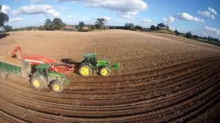 Potato Harvest 2016 Oswestry
