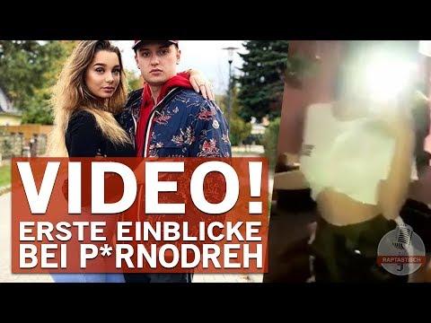 Hustensaft Jüngling und Celina - Erstes Video vom P*rnodreh aufgetaucht!