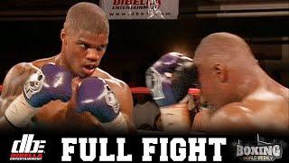JAIDON CODRINGTON vs. LEVAN EASLEY I Full Fight I BOXING WORLD WEEKLY